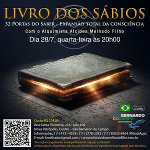Livro dos Sbios - Curitiba