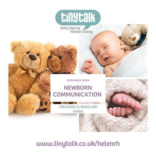 TinyTalk Newborn Communication 6 Week Course (Leek)