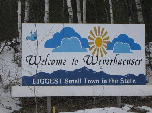 EverRoad At Weyerhaeuser Booster Days! at Weyerhaeuser, Wisconsin