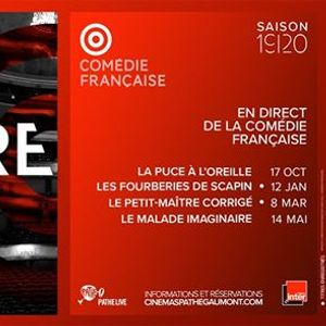Comdie Franaise  La puce  loreille en diffr