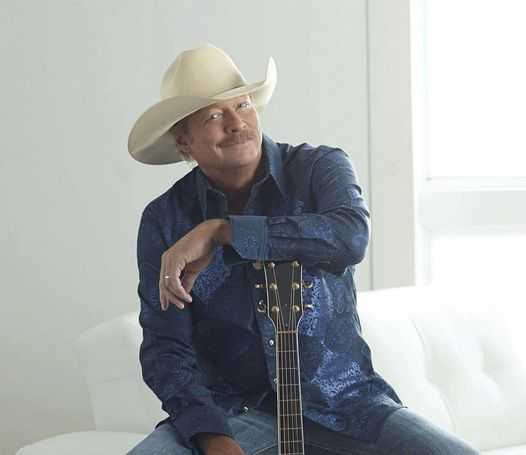 105.1 The Bull Welcomes: Alan Jackson, 28 August   Event in Springfield   AllEvents.in