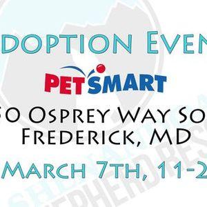 Adoption Event - Frederick MD