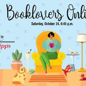 Booklovers Online Bookmarked