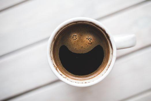 Koffiemoment kaarten en handwerk