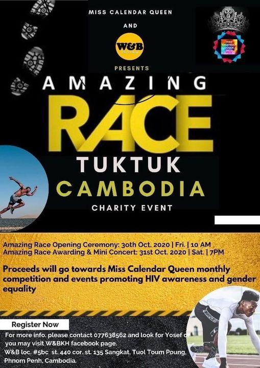 Amazing Tuktuk Race  Cambodia, 28 November | Event in Phnom Penh | AllEvents.in