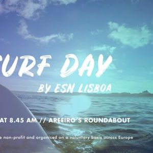 Surf Day by ESN Lisboa