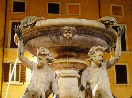 Roma di Notte Ghetto Ebraico e Isola Tiberina di Notte