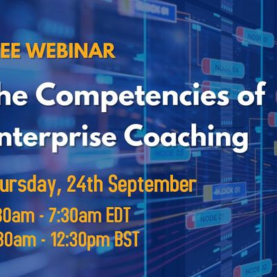 The Competencies of Enterprise Coaching