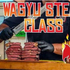 Wagyu Steak Class