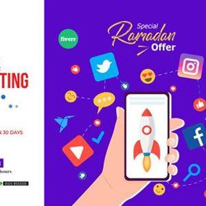 Fast Track Digital Marketing Courses (Special Ramadan Offer)