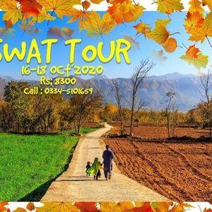 3 Days Swat & Kalam Tour