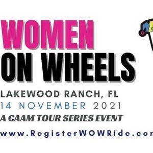 Women on Wheels Ride