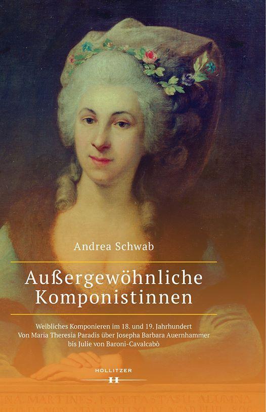 Konzert Lesung Andrea Schwab Auergewhnliche Komponistinnen