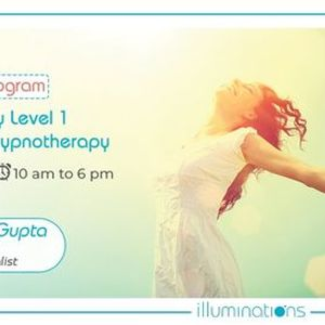 Hypnotherapy Level 1  Basic Integrated Hypnotherapy