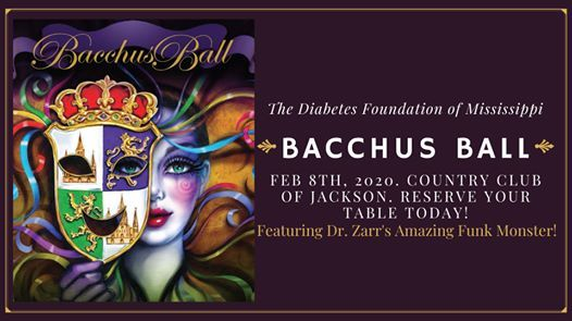 Mississippi Festivals And Events 2020.Bacchus Ball 2020 At The Country Club Of Jackson Ms Jackson