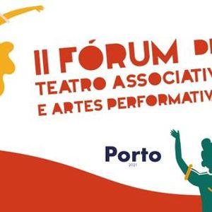II Frum de Teatro Associativo e Artes Performativas