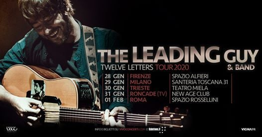 The Leading Guy in concerto a Milano