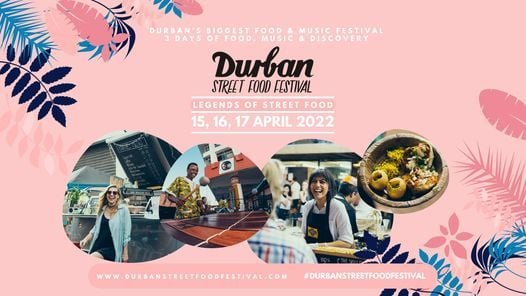 Durban Street Food Festival 2021 Food & Music Festival, 24 September   Event in Durban   AllEvents.in