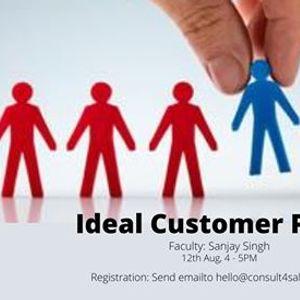 Webinar - Ideal Customer Profile