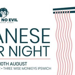 Japanese Taster Evening (Ipswich)