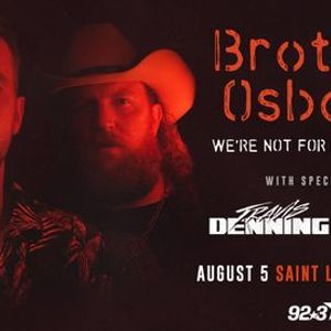 Brothers Osborne Concert with Travis Denning & Tenille Townes