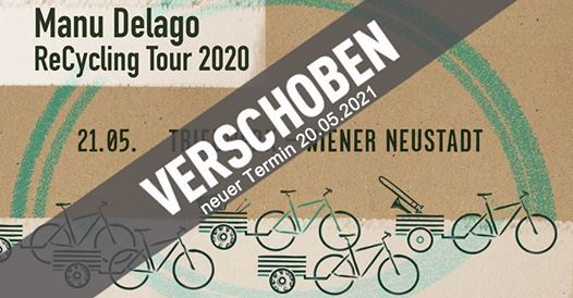 Manu Delago - ReCycling Tour 2021