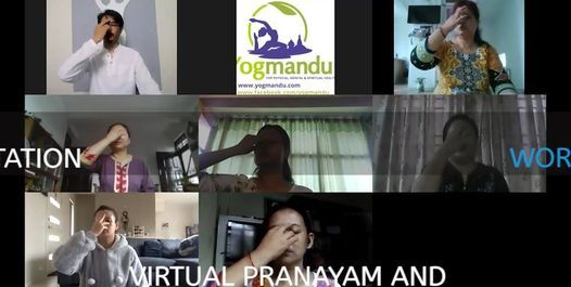 Special Pranayama & Meditation Workshop, 1 November | Online Event | AllEvents.in