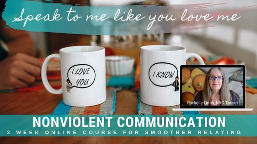 SPEAK TO ME LIKE YOU LOVE ME   Online Event   AllEvents.in