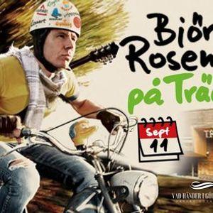 SLUTSLD Bjrn Rosenstrm - TRDGRN Gteborg