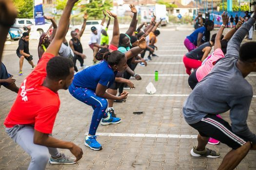 Weekend Fun Aerobics, 28 November | Event in Accra | AllEvents.in