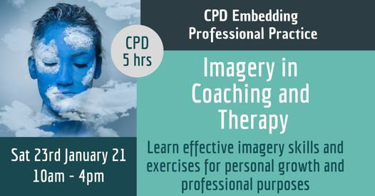 Using imagery in coaching and therapy | Online Event | AllEvents.in