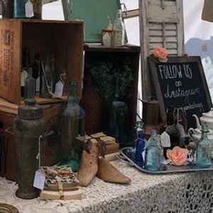 Flea Market- August