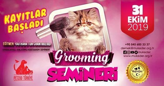 MuKeDer Grooming Semineri