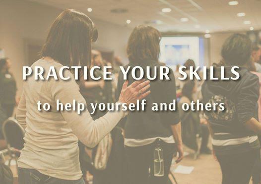 Pranic Healing Level 1 Practice Session