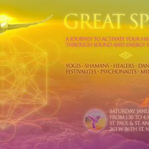 Great Spirit A Sound Healing Concert for Universal Harmony