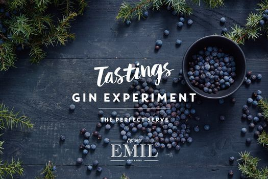 Gin Experiment: the perfect serve, 20 March   Event in Lünen   AllEvents.in