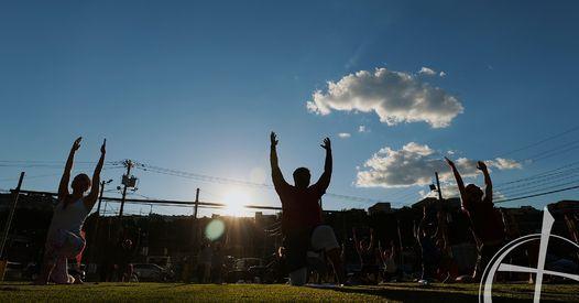 Sunset Yoga, 11 August | Event in Hoboken | AllEvents.in
