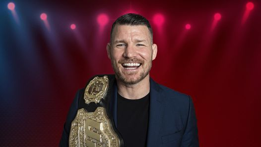 An Evening with Michael Bisping: Tales from The Octagan, 7 October   Event in Birmingham   AllEvents.in