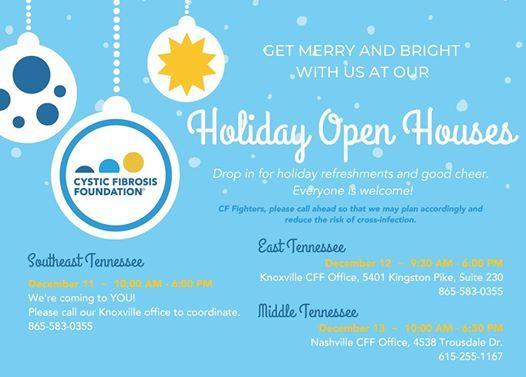 Holiday Open House - Nashville