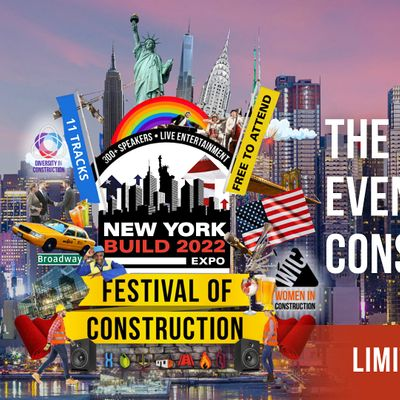 New York Build 2022-Diversity in Construction Networking Event