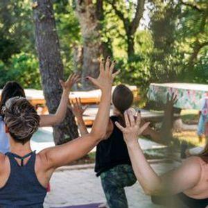 Embodying the feminine  Women only yoga&massage retreat