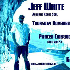 An Evening with Jeff White - Pierced Ciderworks