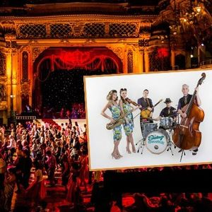 Swingin Spring Ball at Blackpool Tower Ballroom