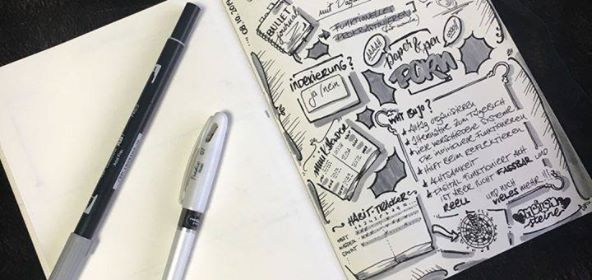 Sketchnotes in one day