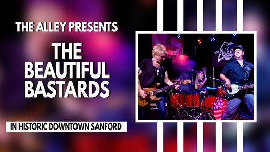 The Beautiful Bastards Live Music at The Alley & Fuel BBQ, 6 March | Event in Sanford | AllEvents.in