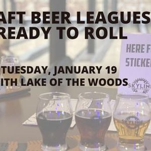 Tuesday Craft Beer Bowling League