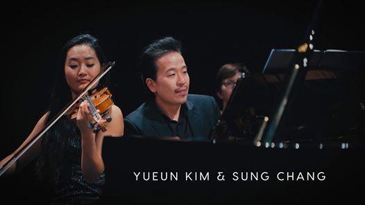 Brand Associates Music Series - YuEun Kim & Sung Chang