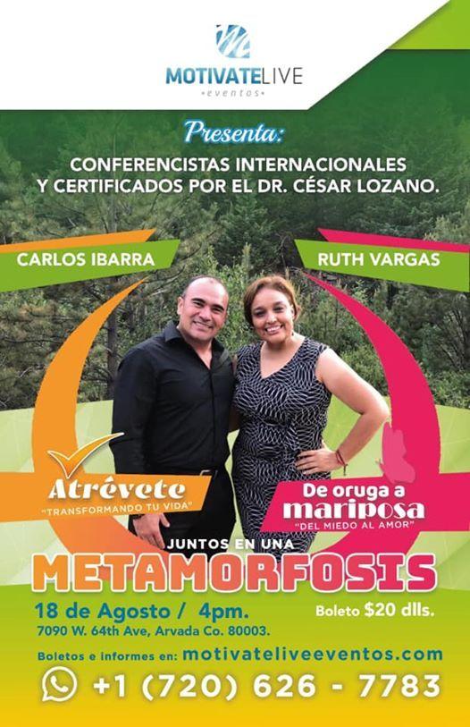Conferencia Transformacional Y Motivacional At 7090 W 64