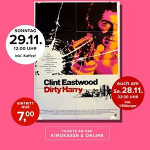 Kultkino Dirty Harry