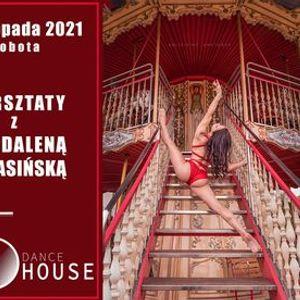 WARSZTATY Z MAGD KARASISK W 95 DANCE HOUSE